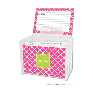 Recipe Box - Ann Tile